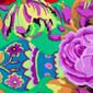 A Dozen Roses blue sky scrubs Poppy Scrub Cap
