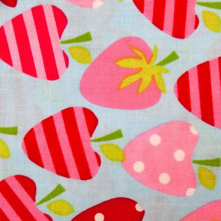Strawberry Festival Poppy Scrub Hat