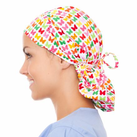 Arrabelle Poppy Scrub Hat