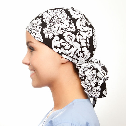 Samantha Poppy Surgical blueskyscrubs.com Hat