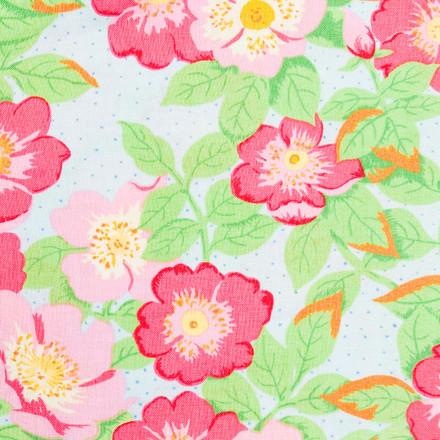 LaRue Floral Poppy Scrub Hat