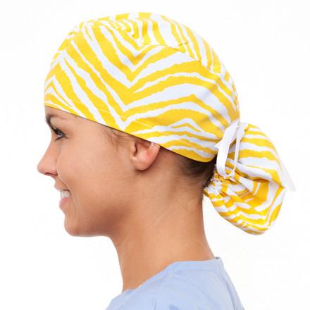 African Sun Pony Scrub Hat