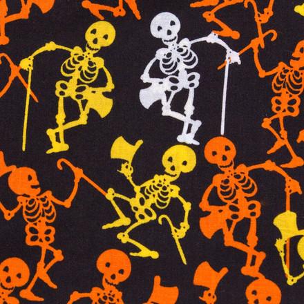 Dancing Bones Pixie Scrub Hat