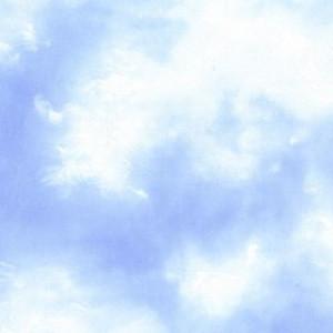 Blue Sky Pixie Scrub Hat