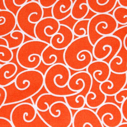 Orange Cream Pixie Scrub Hat