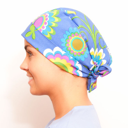 August Retreat Pixie Scrub Hat