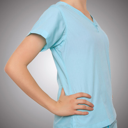 Aquamarine Original Scrub Tops