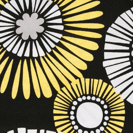 Sunflower Fields Pixie Scrub Hat