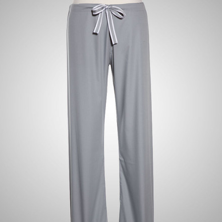 Grey Scrubs Pant - Petite Grey Label