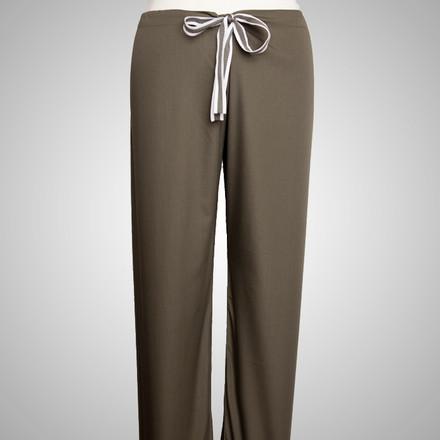 Olive Scrubs Pant - Petite Grey Label