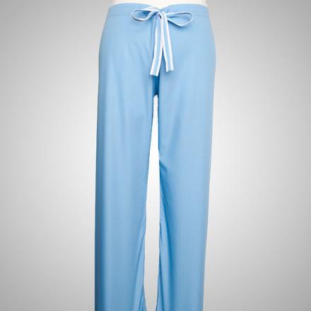 Blue Mist Scrubs Pant - Petite Grey Label