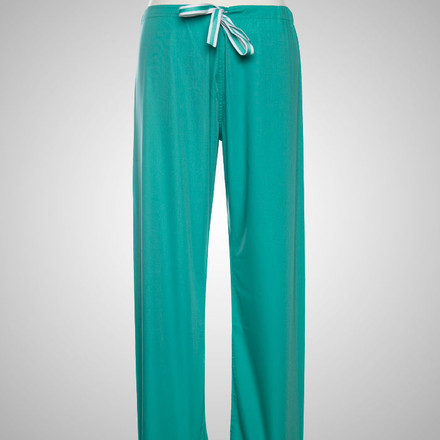 Surgical Green Scrubs Pant