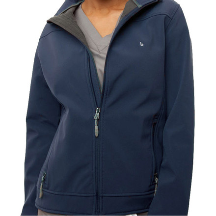 Cadet Blue Haddington Soft Shell Jacket