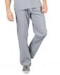 David Slate Grey Slim Scrub Pants - Image Variant_1