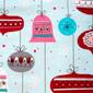 Charmed Christmas Poppy Scrub Hat