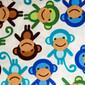 Monkey Business Pony Scrub Hat by blueskyscrubs.com
