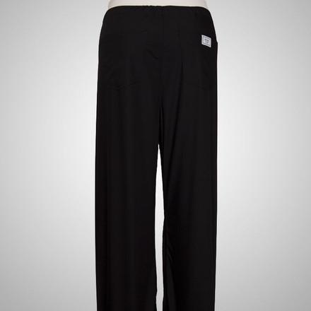 XXL Womens Simple Plus Sized Scrub Pants