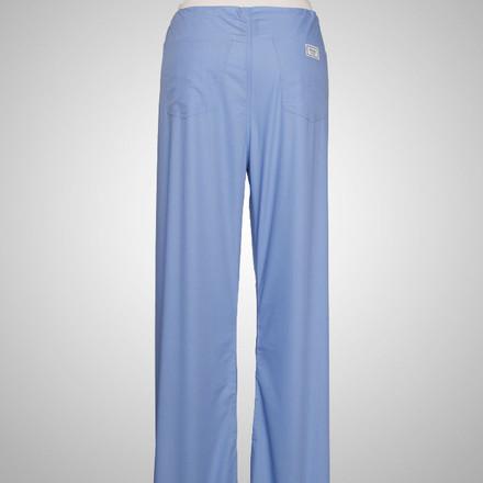 Medium Womens Tall Simple Scrub Pants