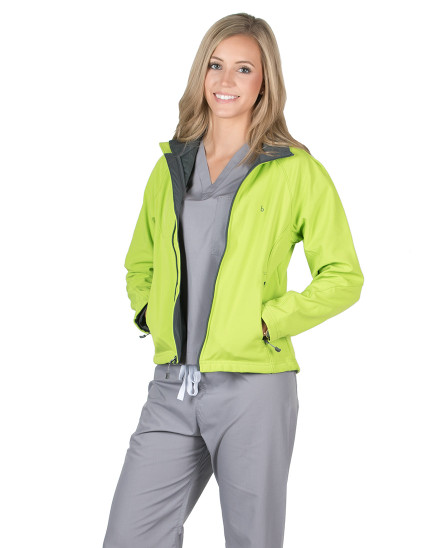 Kiwi Oxford Soft Shell Jacket