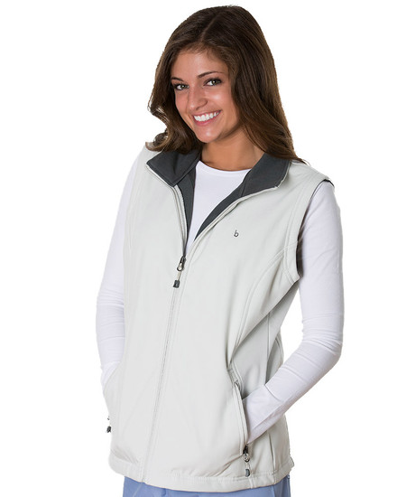 Cream Kensington Soft Shell Vest