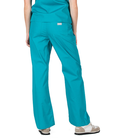 Teal Scrub Pant - Petite Grey Label