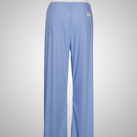 Boyfriend High Rise Simple Scrub Bottoms