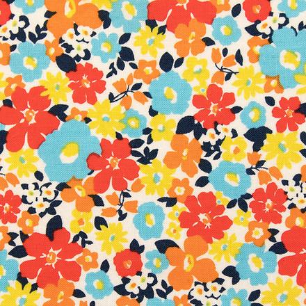 Womens Scrubs Cap Timeless Floral Poppy