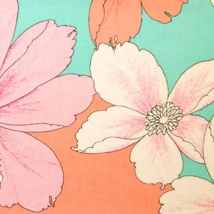 Medical Scrub Caps Sweet Splendor Poppy