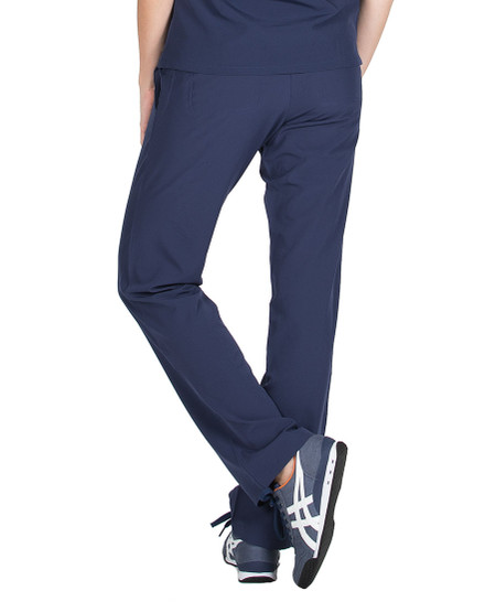 Navy Riley Technical Scrub Pant