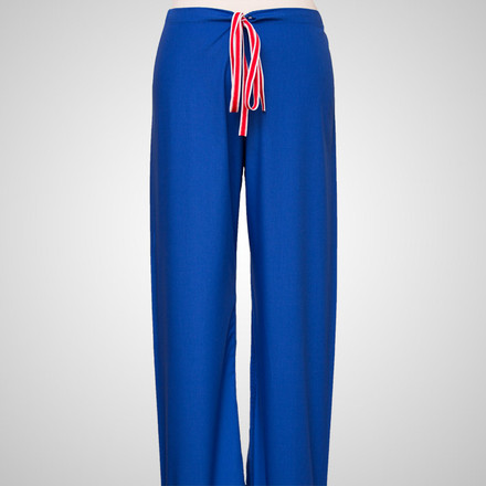 Medium Petite Royal Blue Shelby Surgical Scrub Pant