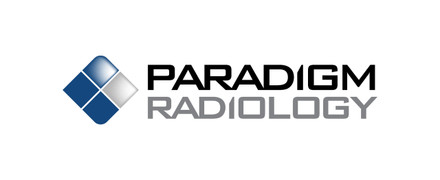 Paradigm Radiology Logo Embroidery and Name Monogramming