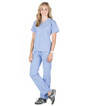 Logan 2-Pocket Scrub Top - Image Variant_3
