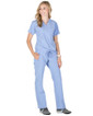 Logan 2-Pocket Scrub Top - Image Variant_5