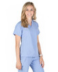 Logan 2-Pocket Scrub Top - Image Variant_4