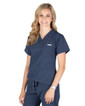 Logan 2-Pocket Scrub Top - Image Variant_13