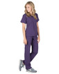 Logan 2-Pocket Scrub Top - Image Variant_20