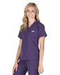 Logan 2-Pocket Scrub Top - Image Variant_21