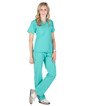 Logan 2-Pocket Scrub Top - Image Variant_22