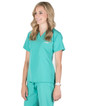 Logan 2-Pocket Scrub Top - Image Variant_23
