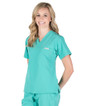 Logan 2-Pocket Scrub Top - Image Variant_24