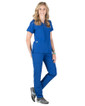 Piper Cargo 6-Pocket Scrub Top - Image Variant_16