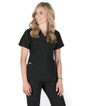 Piper Cargo 6-Pocket Scrub Top - Image Variant_7