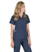 Piper Cargo 6-Pocket Scrub Top - Image Variant_12