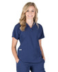 Piper Cargo 6-Pocket Scrub Top - Image Variant_15