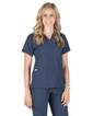 Piper Cargo 6-Pocket Scrub Top - Image Variant_13