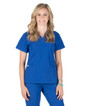 Piper Cargo 6-Pocket Scrub Top - Image Variant_18