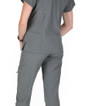 Piper Cargo 6-Pocket Scrub Top - Image Variant_2