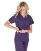 Piper Cargo 6-Pocket Scrub Top - Image Variant_22