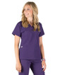 Piper Cargo 6-Pocket Scrub Top - Image Variant_23