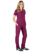 Piper Cargo 6-Pocket Scrub Top - Image Variant_25